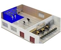 搭建演播室工程直播演播室設備