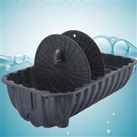 河南农厕改造化粪池厂家 安阳三格化粪池厂家