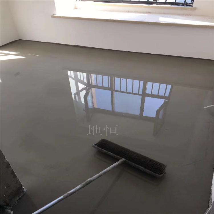 水泥基自流平施工 混凝土找平工程 成都地板地胶垫层每平米价钱