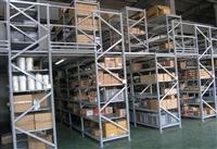 无锡多层阁楼货架皓盛厂家  无锡重型货架 无锡货架真实工厂