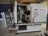 二手蜗杆磨 德国卡普KAPP KX300P高效数控磨齿机