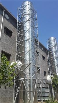 福州不锈钢风管支持定制