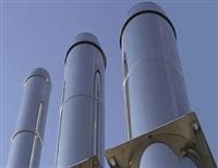 湖北保温不锈钢烟囱安装公司,选凯恒伟业