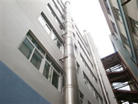 三亚双层保温不锈钢烟囱生产厂家 品质保证