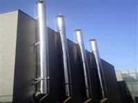 衡水波纹管烟囱安装公司,选凯恒伟业