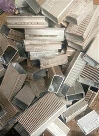 广州市萝岗区废铝回收公司价格