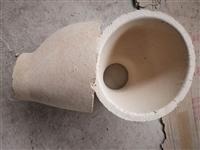 高铬铸铁用浇道管