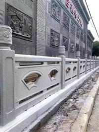 广东水泥仿石护栏批发、各种仿木栏杆