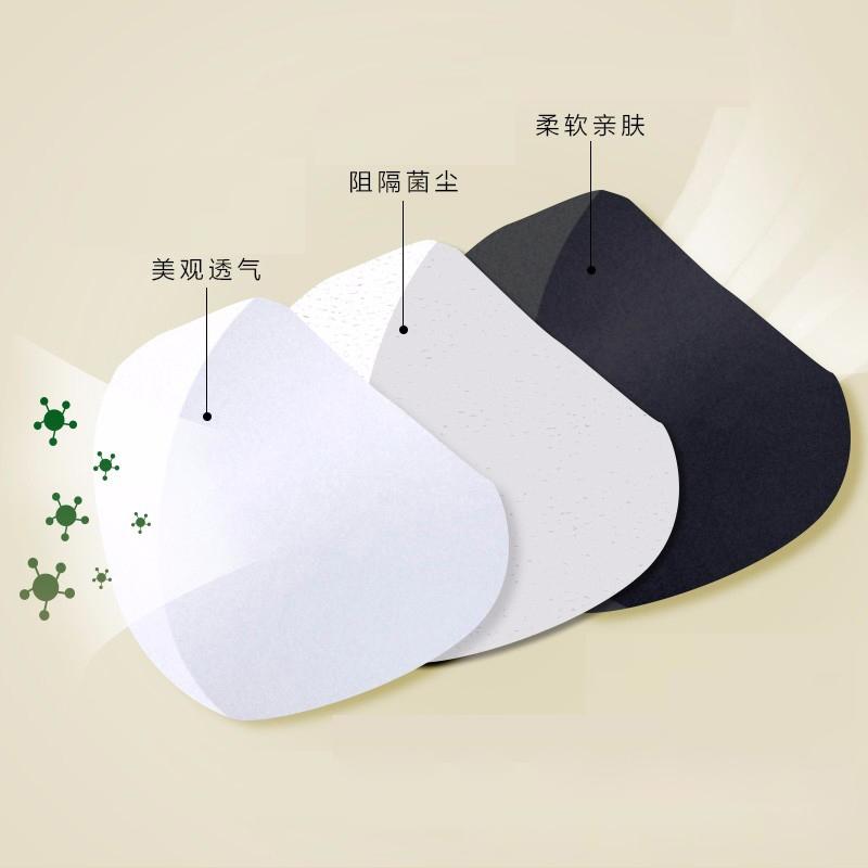 中盛鲁班 口罩 类型:   防尘 3层
