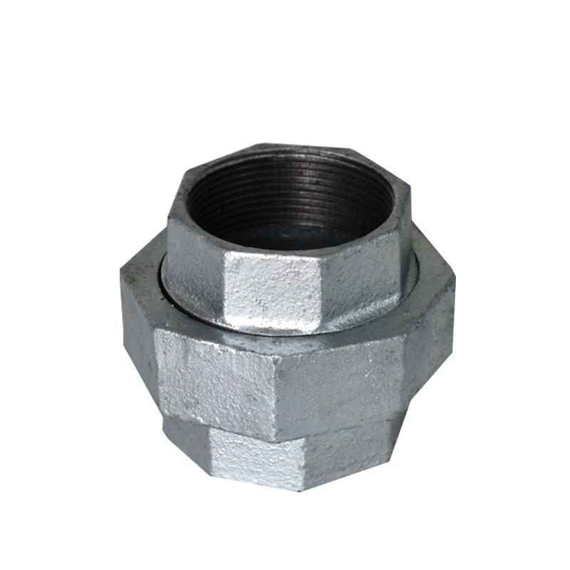 西蒙 镀锌/玛钢活接头 规格:DN80*50