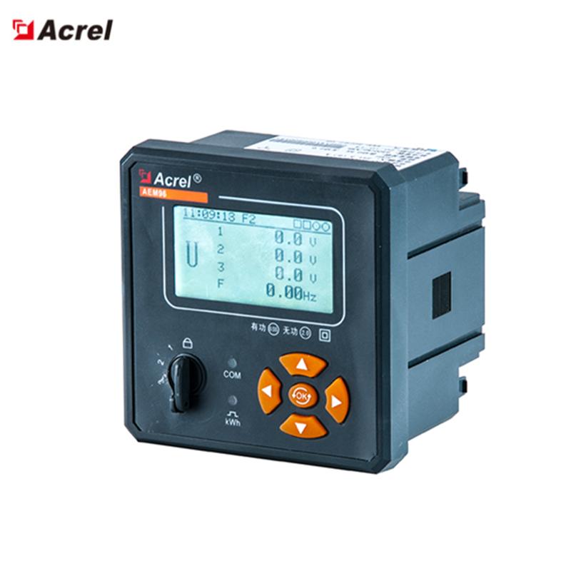 安科瑞 智能电能表 380V AEM96