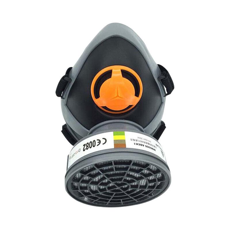 代尔塔 防尘毒半面罩 105011