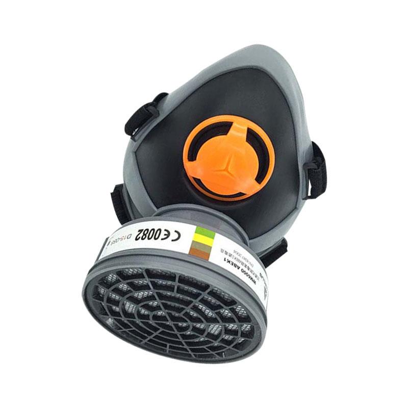 防尘毒半面罩