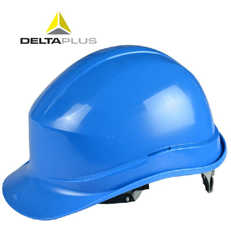 代尔塔 经济款PP安全帽 102011 白色/蓝色/黄色/红色/橙色