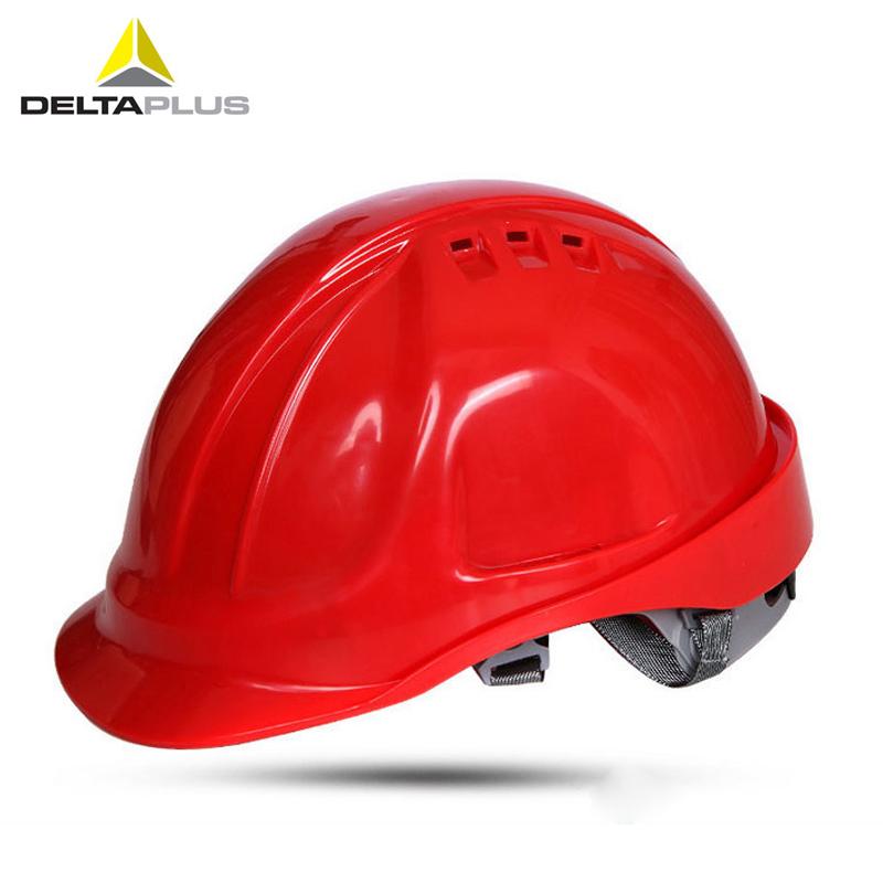 代尔塔 经典M型安全帽增 102106 白色/蓝色/黄色/红色/橙色
