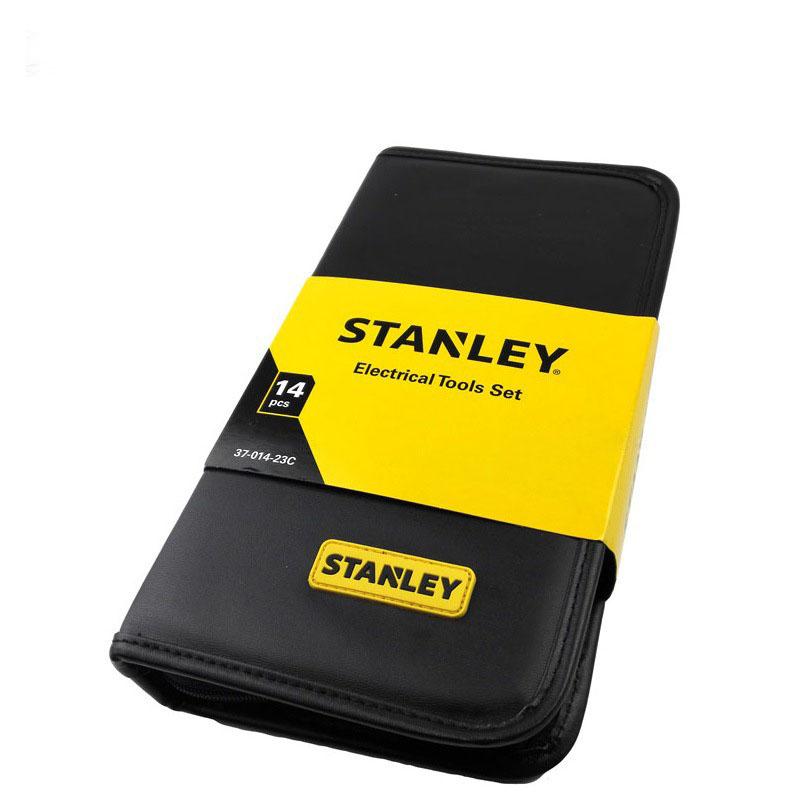 史丹利 14件电子维修组套 37-014-23C