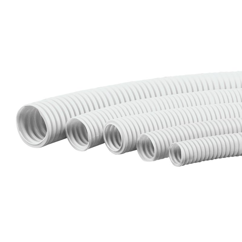 联顺 PVC穿线波纹管 直径 DN25 白