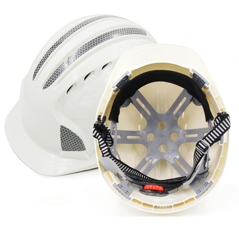 JSP 威力9舒适款调整轮式安全帽 01-9040 进口ABS材质,阻燃,耐低温,尼龙调整轮式内衬,红黄蓝白