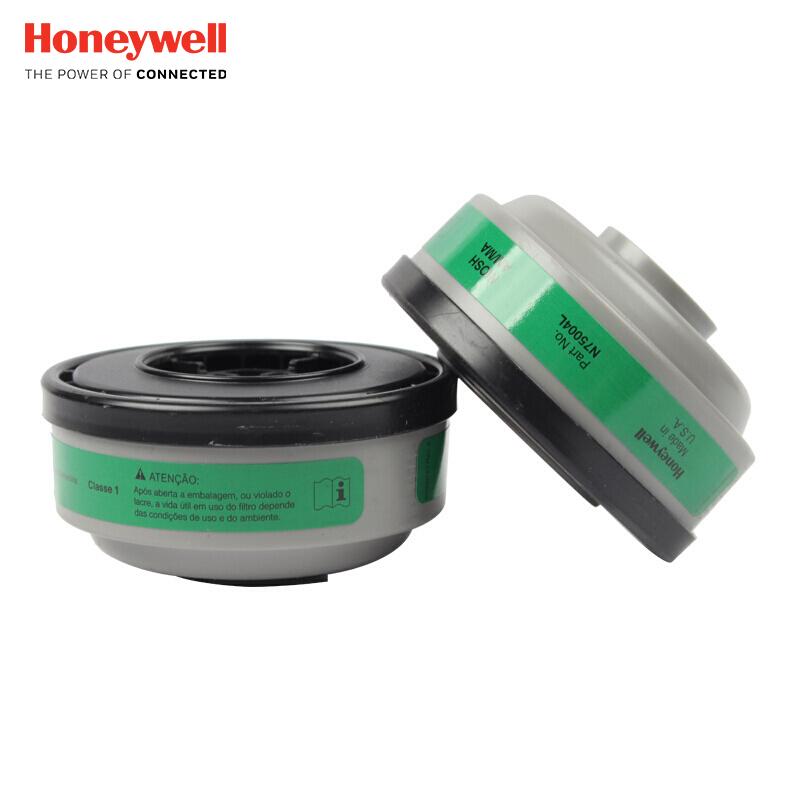 霍尼韦尔 碱性气体滤盒 2pcs/pair N75004