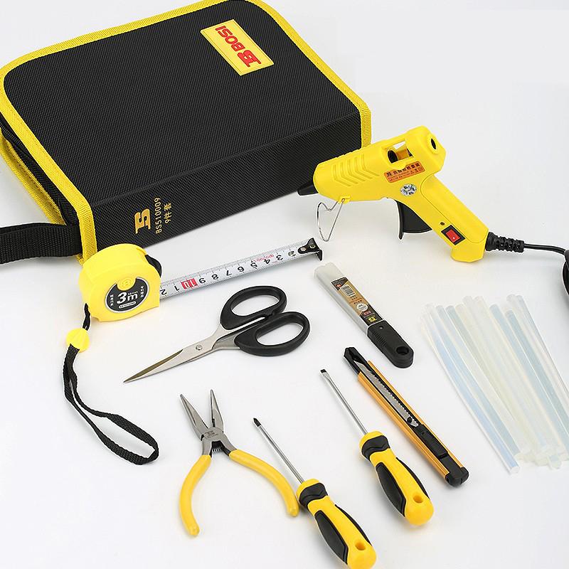 波斯 9件电子工具组套 BS510009
