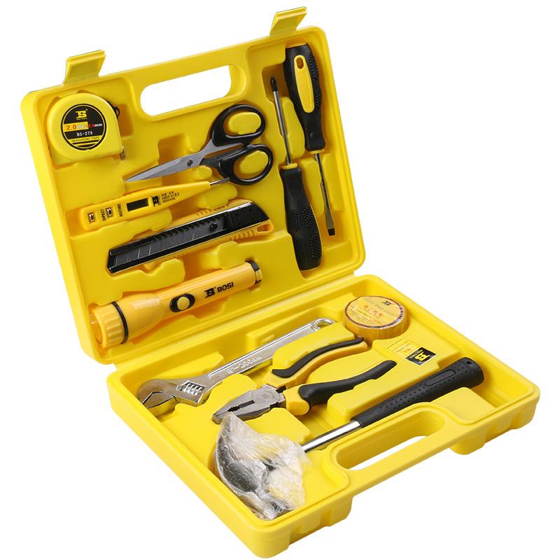 波斯 12件家用工具组套 BS510012
