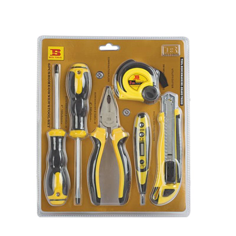 波斯 6件家用套装工具 BS512806