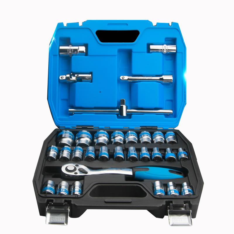 百锐工具 110PCS套筒组套工具 110PCS BT8111