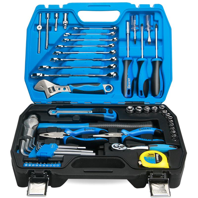 123件套机修工具组套
