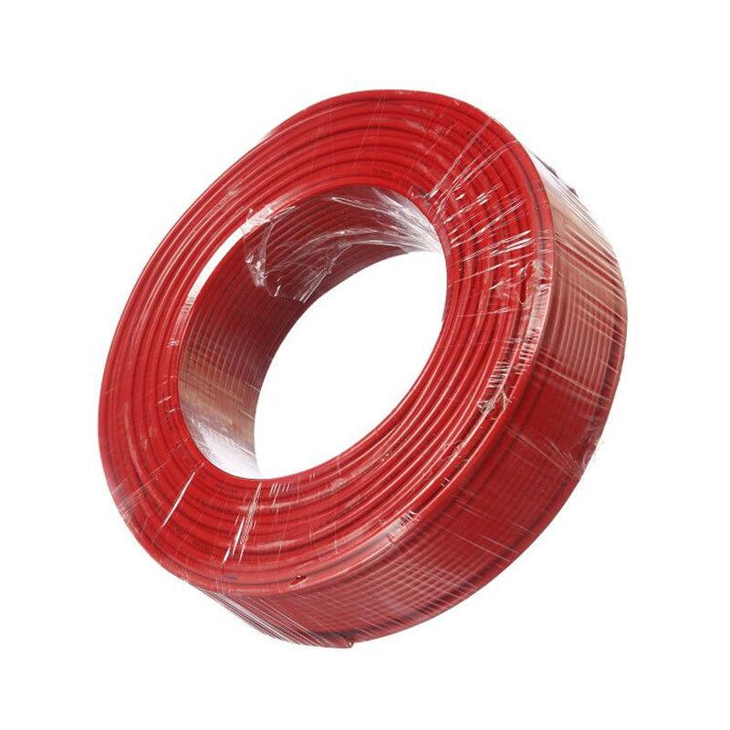 昆仑 低烟无卤塑铜线WDZ-BV 35mm² 红色