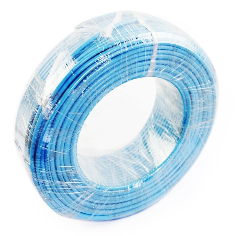 昆仑 低烟无卤塑铜线WDZ-BV 35mm² 蓝色