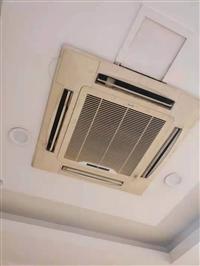 义乌青口空调上门清洗价钱 义乌下骆宅空调清洗维修