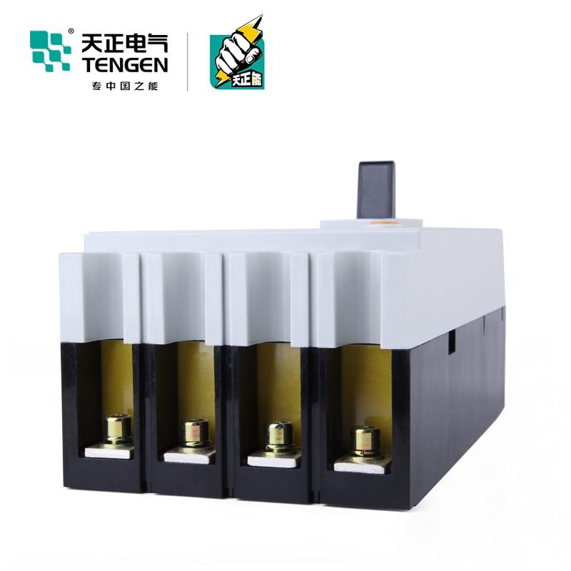 天正 塑壳断路器 极数:2P;电流规格:250A;型号:DZ20