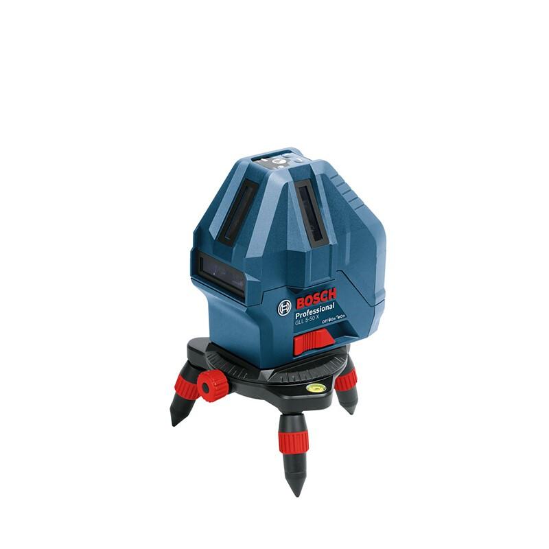 博世 激光水平仪 GLL5-50X\带三角支架