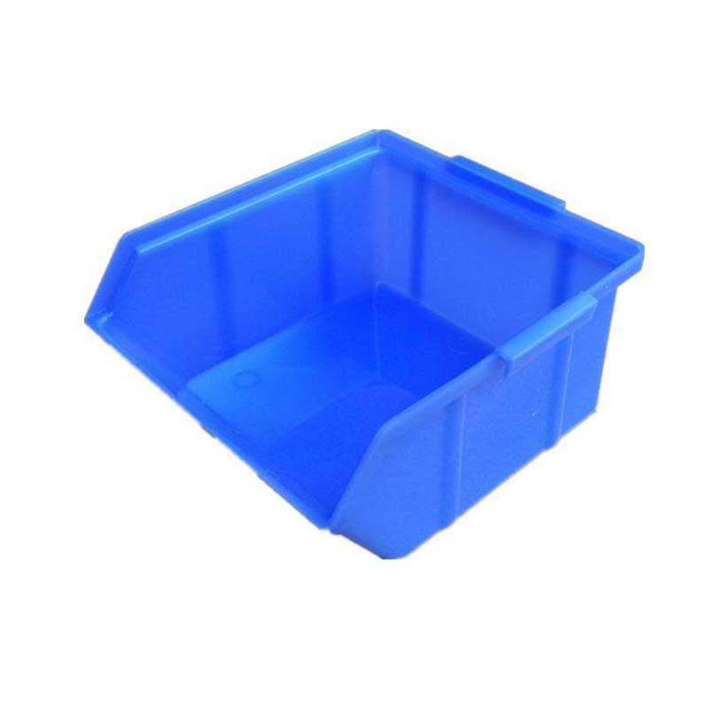 羽佳 斜口塑料零件盒 加厚500*385*240 C2