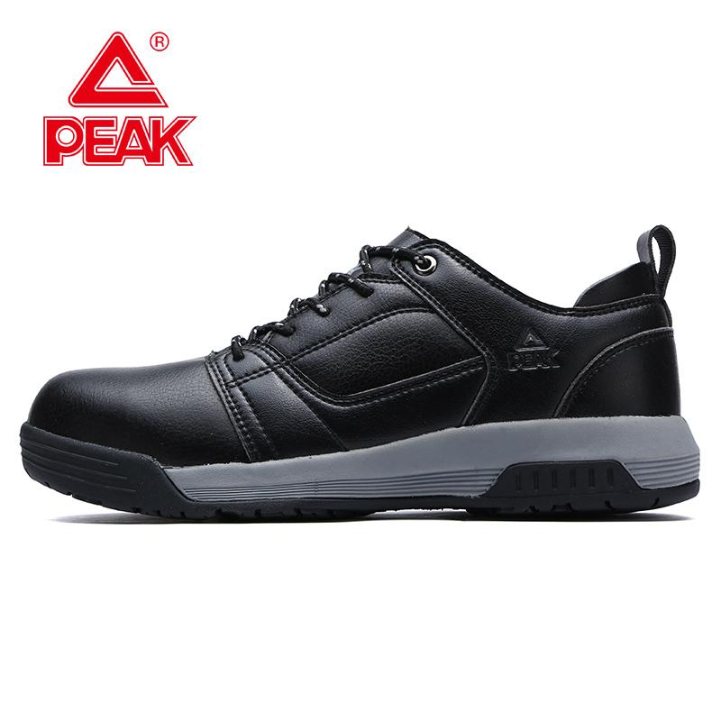 匹克 运动安全鞋 72317 钢包头,  耐油/防砸/防刺穿