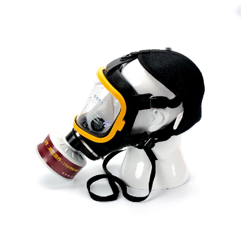 双球 防毒面具 3060MFT4型