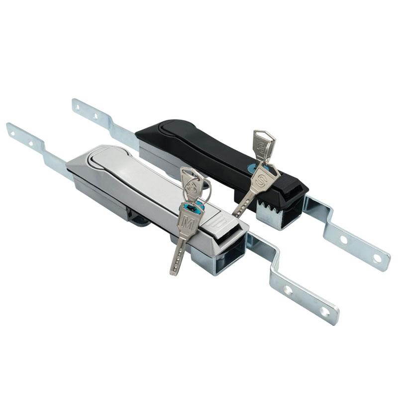 HEGNZHU 配电箱连杆锁门锁 锌合金材质 MS828