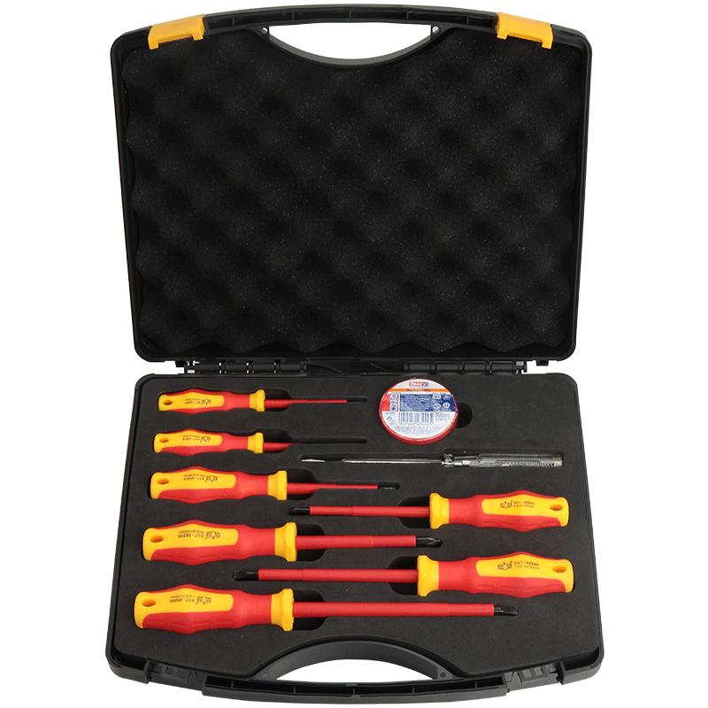 鹰之印 7件套VDE绝缘耐压工具组套 BST-99101