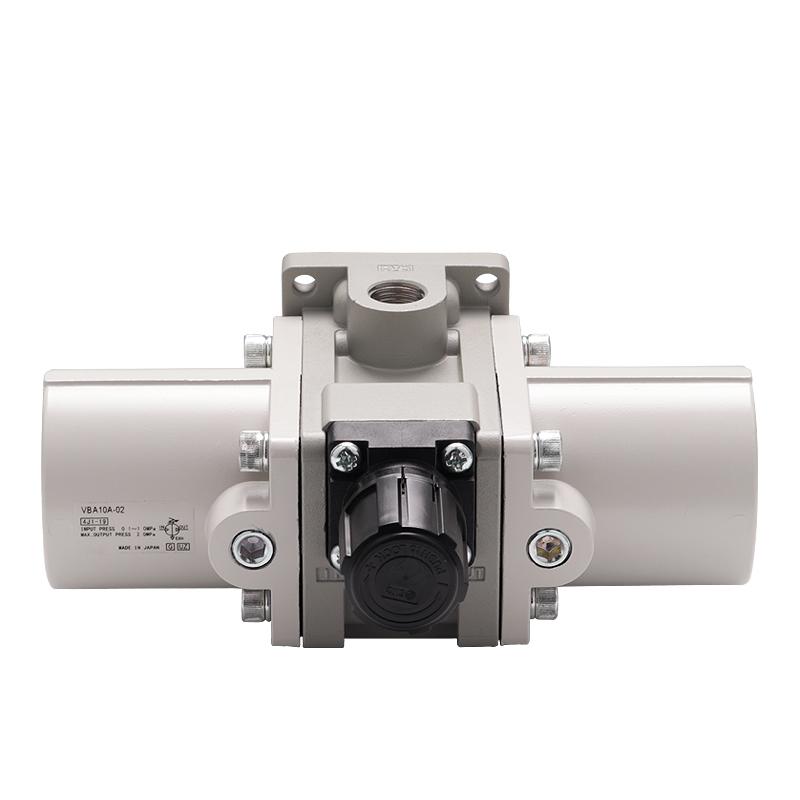 SMC 增压阀 VBA43A-F04N