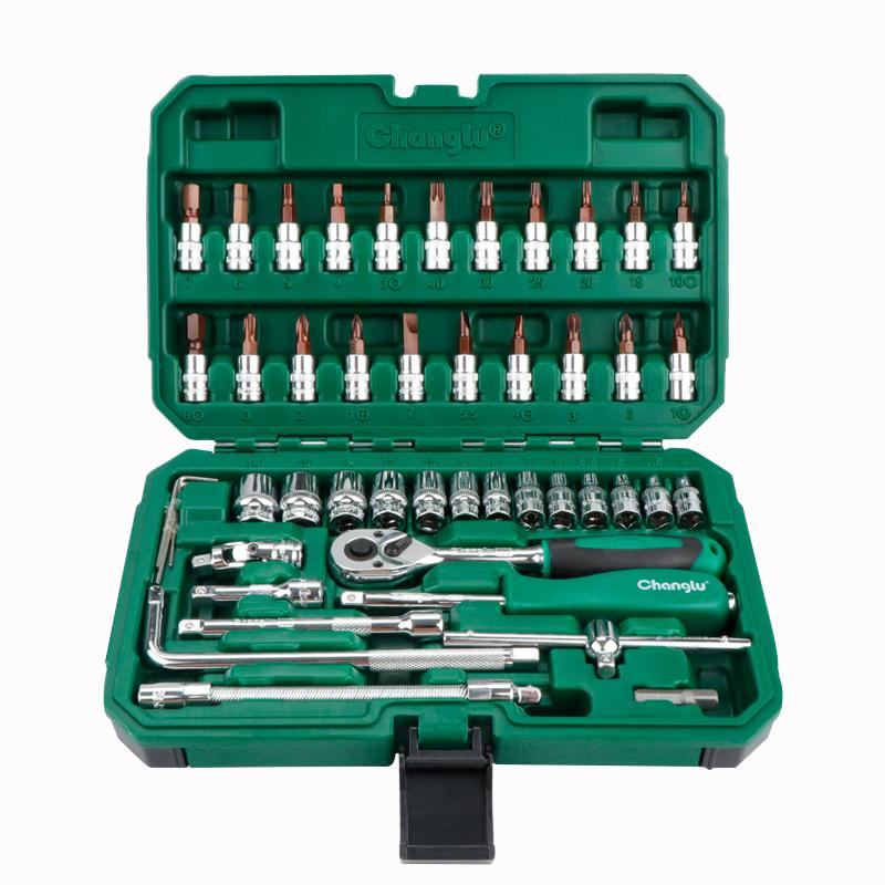 长鹿 37件维修工具组套 37PCS