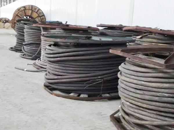 西乡废电缆回收报价 长期高价回收