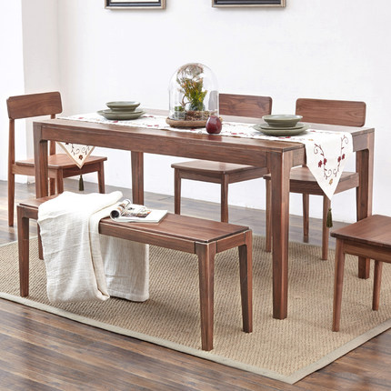 茂名實木餐桌 歡迎致電