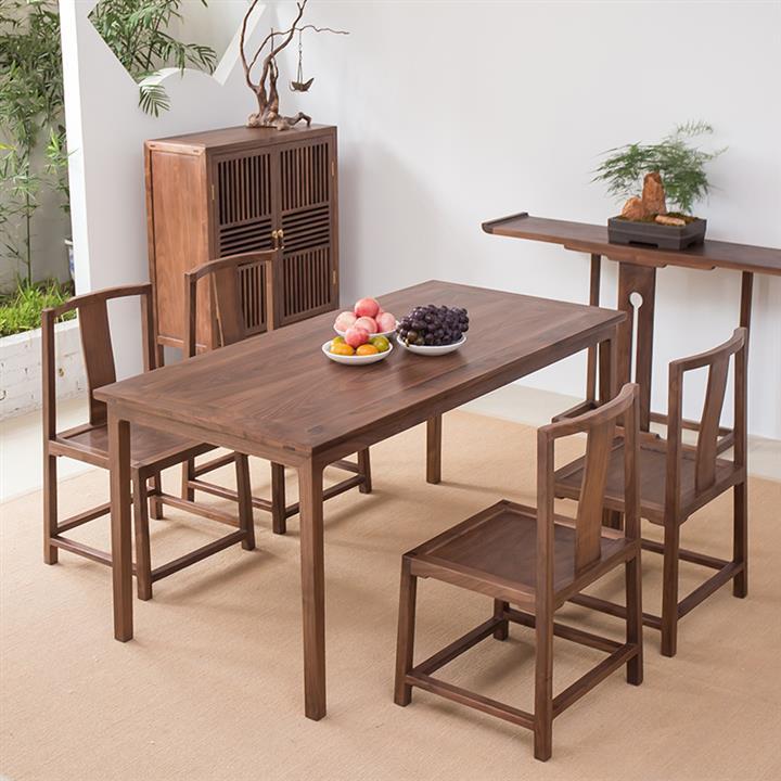 惠州實木餐桌價格 深受新老客信賴