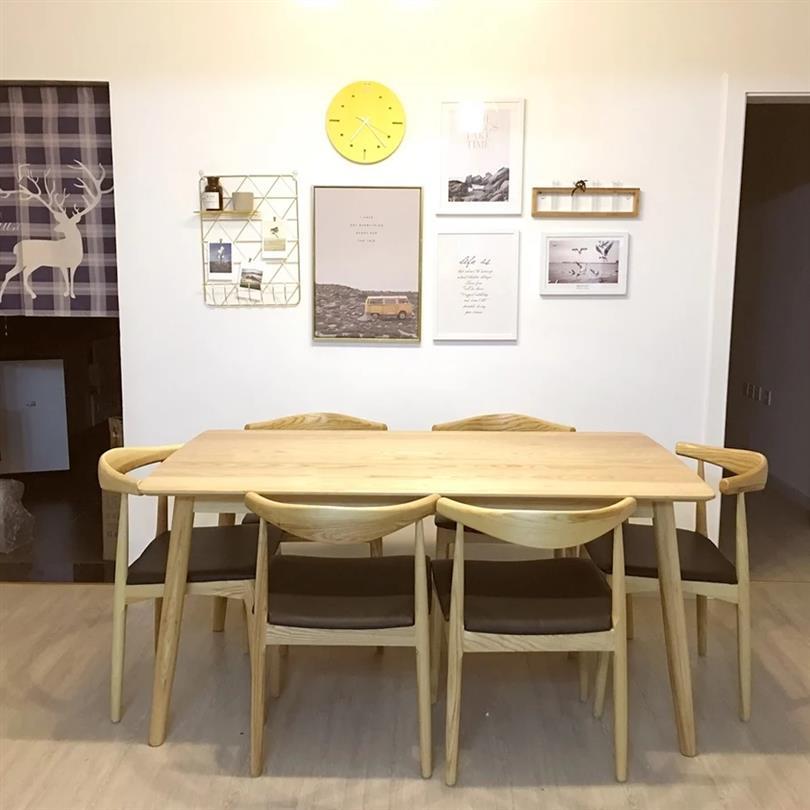 溫州實木餐桌定制 這里有你想要的實木家具