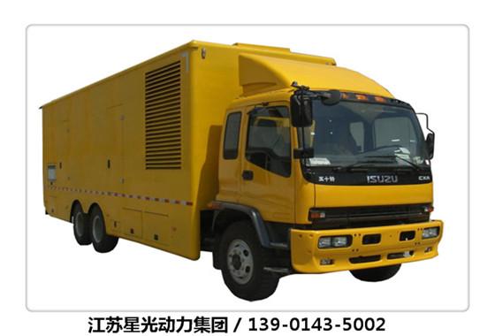 济柴柴油发电机组 好品牌值得选购