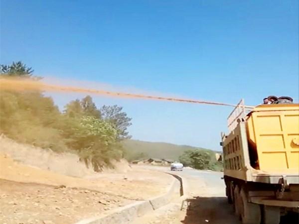 自贡客土喷播机厂家 喷泥设备