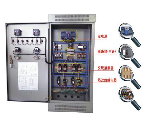 双电源控制柜北京厂家 北京消防强制认证双电源厂家 详情了解更多