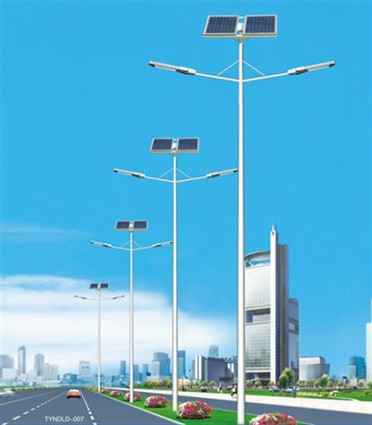 风光互补太阳能路灯 这里价格更优惠
