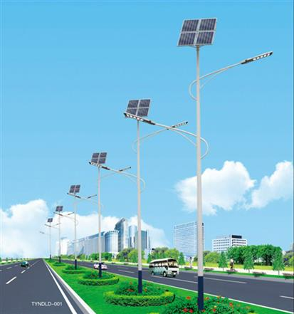 太陽能路燈照明 點擊獲取報價