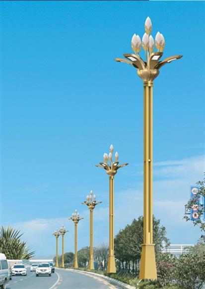 八叉九火玉蘭燈 免費獲取報價